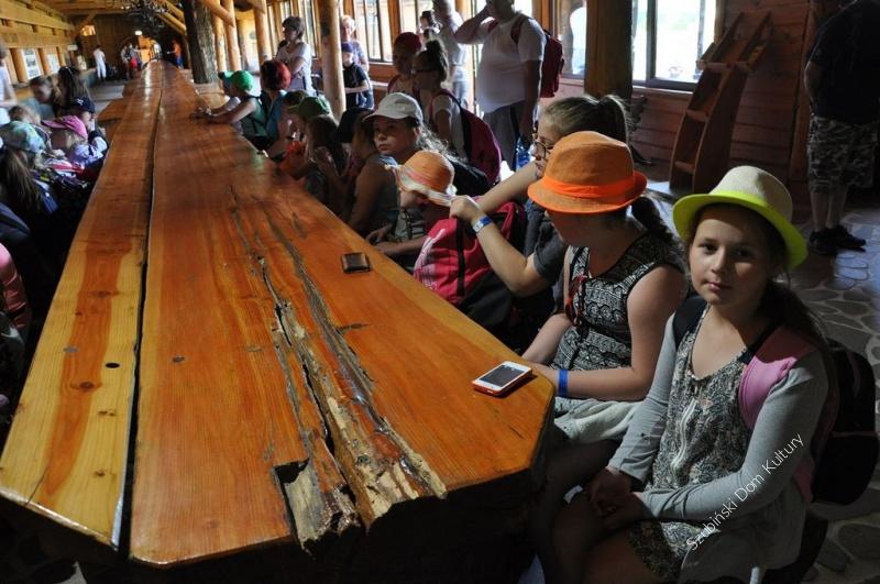 Wycieczka do Szymbarku