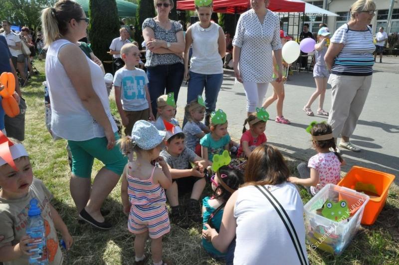 Festyn Dzień Rodziny w Chomętowie
