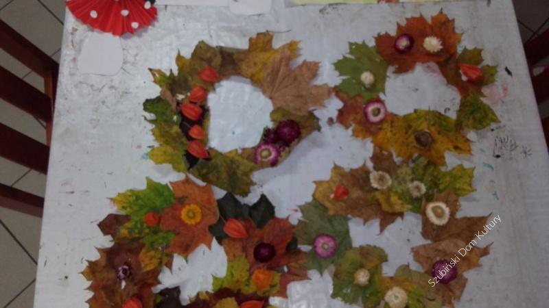 Jesień w świetlicy w Królikowie