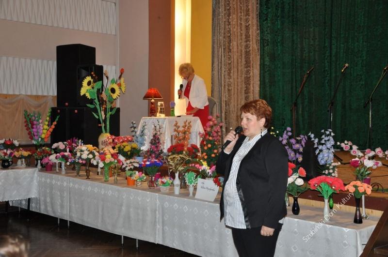 Wernisaż Heleny Wyrzykowskiej