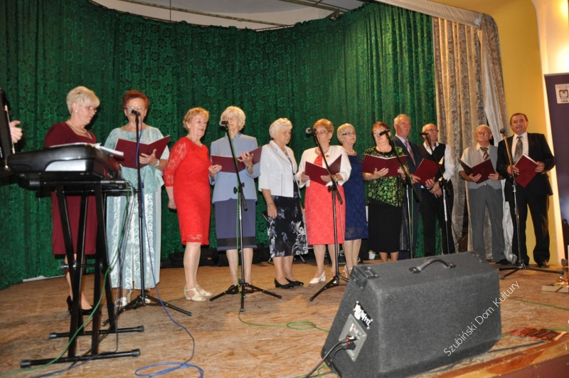 40-lecie Klubu Seniora