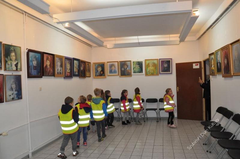 Odwiedziny dzieci ze Szkoły Podstawowej nr 2