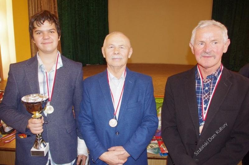 XLVIII Turniej Szachowy - Jesień