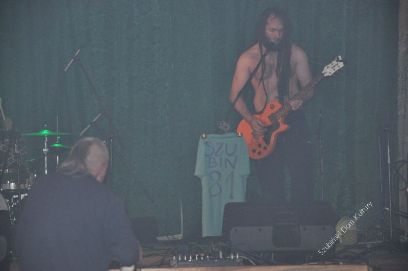 Koncert zespołu Over The Under