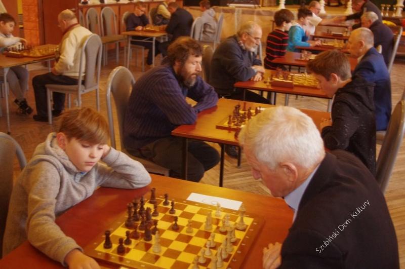 XLIX Turniej Szachowy Zima