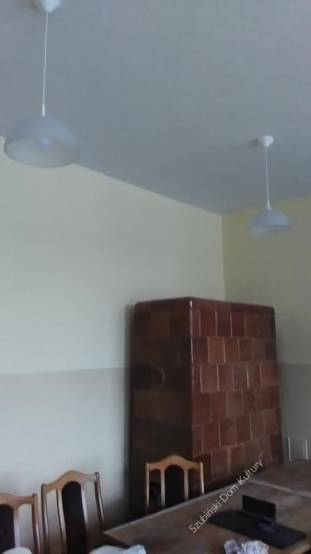 Remont w świetlicy w Dąbrówce Słupskiej