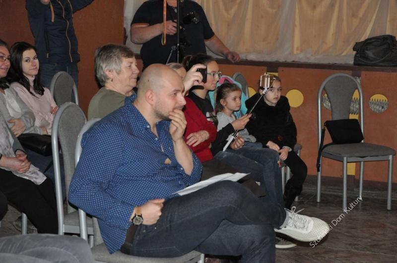 Podsumowanie warsztatów teatralnych w Szubińskim Domu Kultury