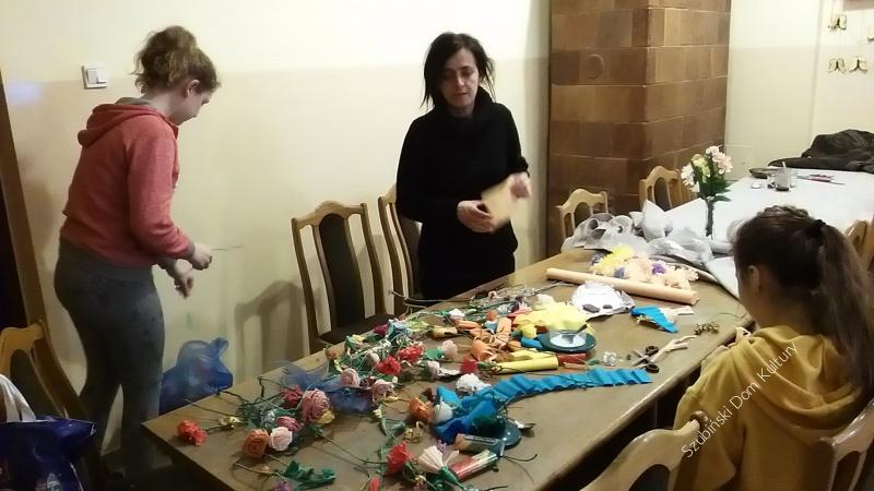 Kolejne zajęcia dla dzieci w świetlicy w Dąbrówce Słupskiej