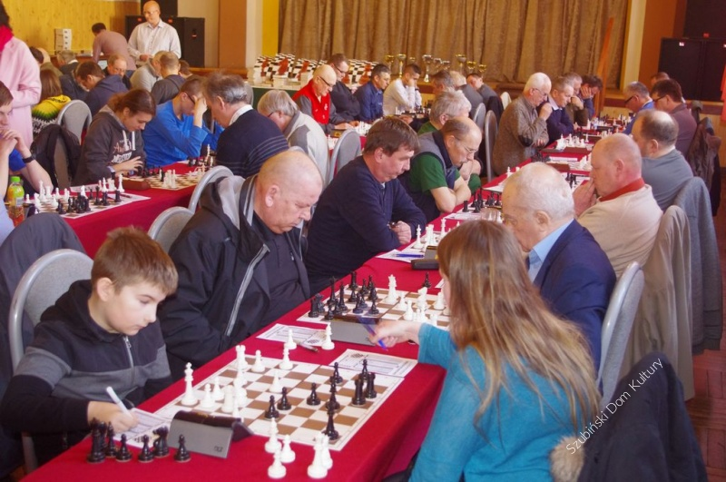Drużynowe Mistrzostwa Województwa w SzDK