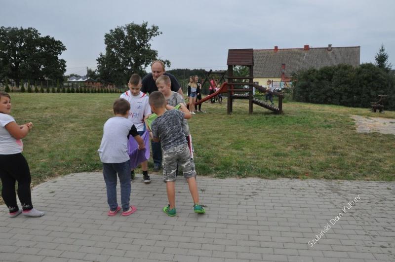 Festyn na zakończenie lata w Dąbrówce Słupskiej