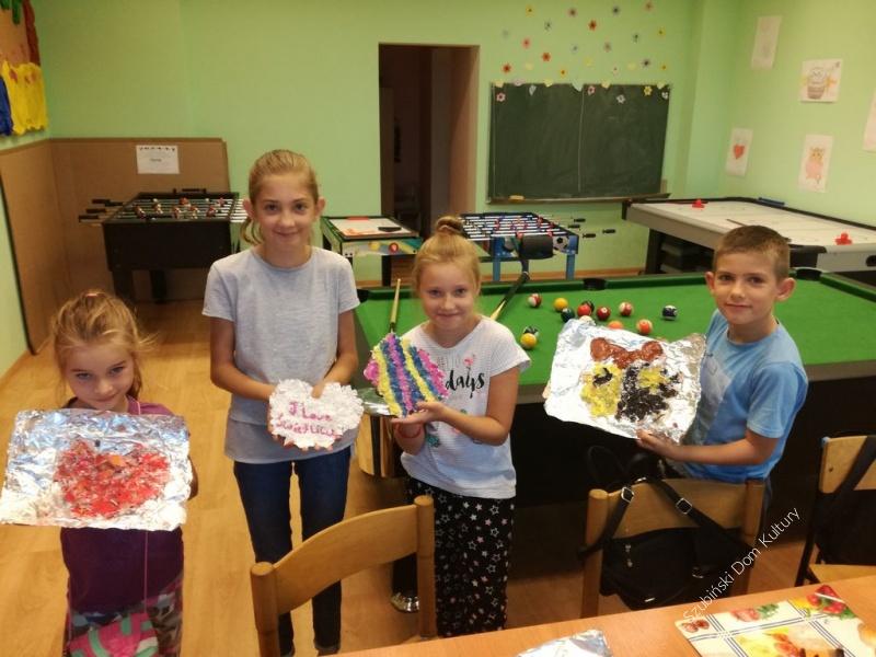 Kolejne zajęcia dla dzieci w świetlicy w Kołaczkowie za nami