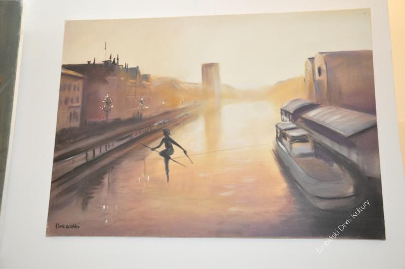 Ostatnia wystawa tego roku słońcem malowana