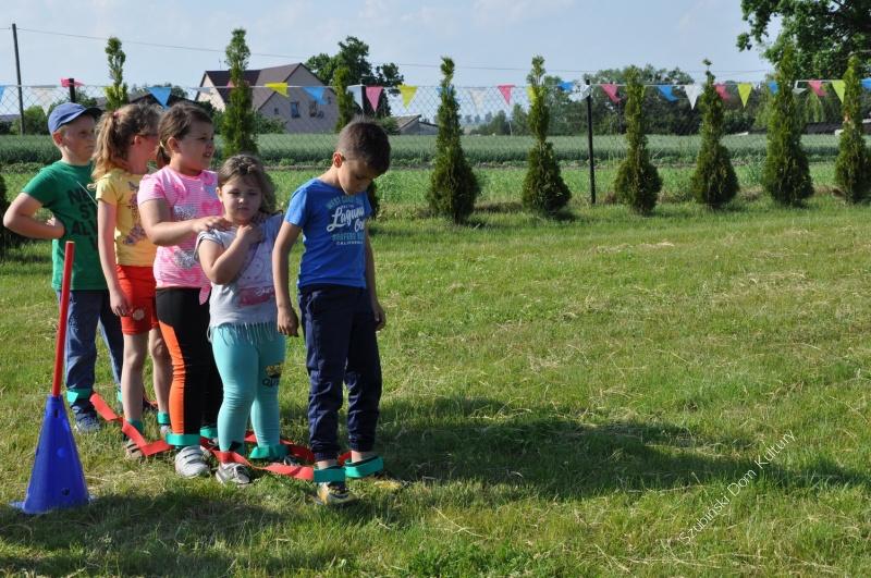 Dzień dziecka w Dąbrówce Słupskiej