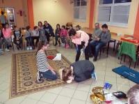 Udzielanie pierwszej pomocy w Chomętowie