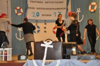 XI Festiwal Artystyczny Osób Niepełnosprawnych