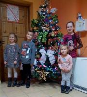 Świąteczne przygotowania w świetlicy w Chraplewie