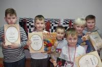 II Turniej Warcabowy Zima