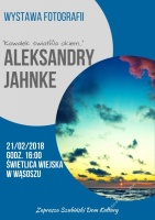 Wystawa fotografii Aleksandry Jahnke
