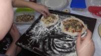 Pizza w świelicy w Królikowie