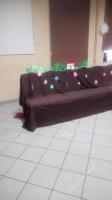 Teatrzyk kukiełkowy w świetlicy w Królikowie