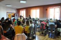 Międzynarodowe spotkanie ze sztuką ludową pałuk dzień drugi