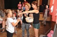 Taneczne zakończenie wakacji z SzDK