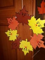 Jesiennie w Świetlicy w Królikowie
