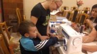 Zajęcia rękodzieła w Dąbrówce Słupskiej