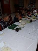 Andrzejki w Świetlicy wiejskiej w Królikowie