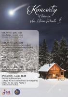 Koncerty Chóru w styczniu
