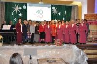 40 lat działalności artystycznej Chóru