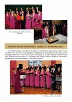 Katalog z okazji 40 lat działalności artystycznej Chóru