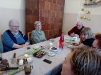 Dzień kobiet w Dąbrówce Słupskiej