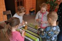 Warsztaty pisankarskie dla przedszkoli
