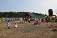 Zakończenie wakacji w Dąbrówce Słupskiej